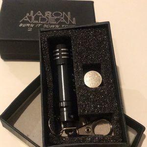 Jason Aldean mini flashlight keychain